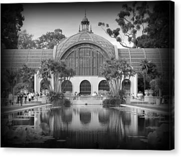San Diego Botanical Foundation Canvas Print by Karyn Robinson
