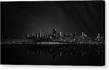 San Francisco Space IIi Canvas Print