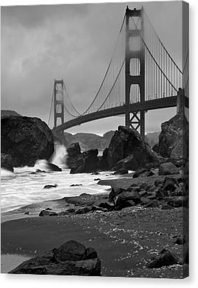 San Francisco Summer Canvas Print
