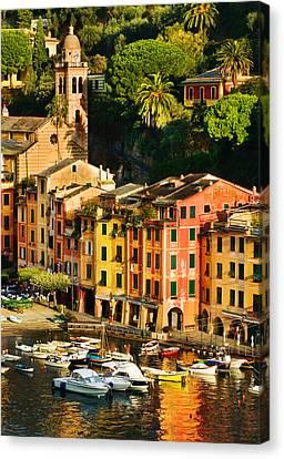 San Giorgio Canvas Print by John Galbo