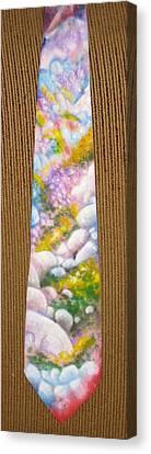 San Jacinto Spring Canvas Print by David Kelly
