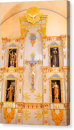 San Jose Chapel Canvas Print