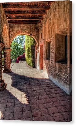 San Juan Archway Canvas Print