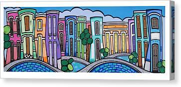 San Juan Inspira Canvas Print