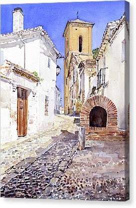 San Luis Granada Canvas Print