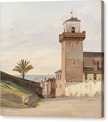 San Pietro In Vincoli Canvas Print