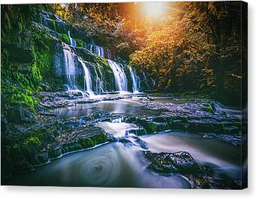 Aotearoa Canvas Print - Sanctuary by Kumar Annamalai