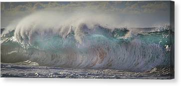 Sand And Surf Canvas Print