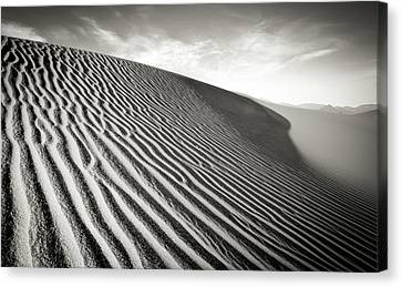 Sand Dune Canvas Print by Marius Sipa