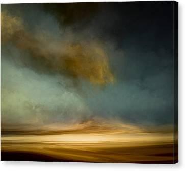 Sand Surf Canvas Print