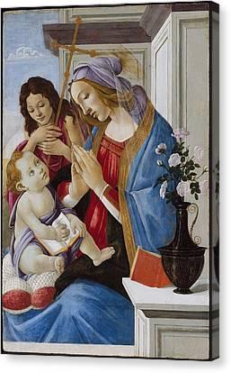 Sandro Botticelli  Canvas Print