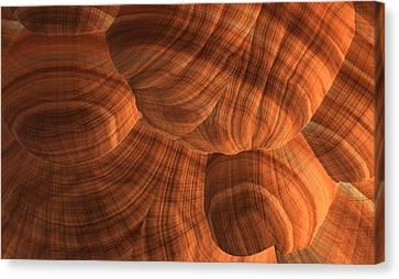 Sandstone Canvas Print by Lyle Hatch