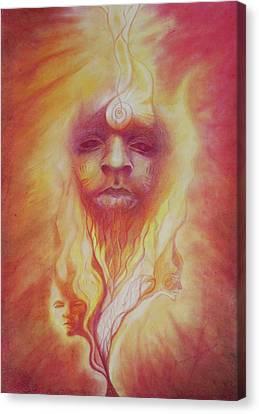 Sango Canvas Print