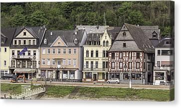 Sankt Goar Germany Canvas Print