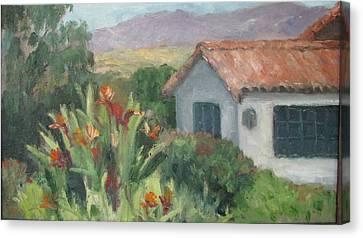Santa Barbara Views Canvas Print