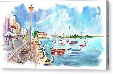 Santa Luzia 03 Canvas Print