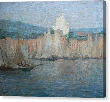Santa Margherita Ligure Canvas Print