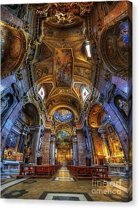 Santa Maria Maddalena Canvas Print