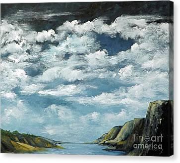 Santa Rosa Lake 4 Canvas Print