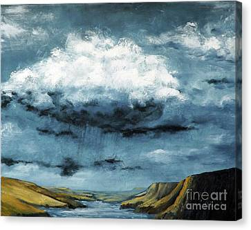 Santa Rosa Lake 5 Canvas Print