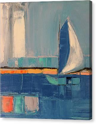 Sausalito Canvas Print - Sausalito by SL Guidi