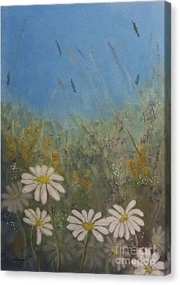 Savage Garden Canvas Print