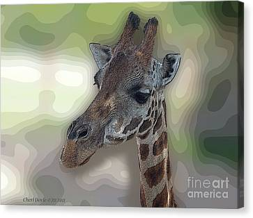 Savanna Soul Canvas Print