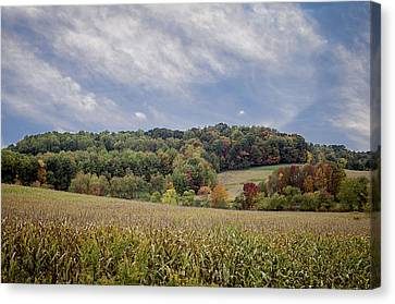 Scenic Amish Landscape 6 Canvas Print by SharaLee Art