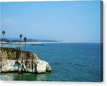 Canvas Print - Scenic Outcropping by Ric Schafer