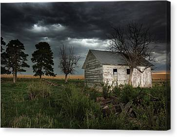 School's Out Forever Canvas Print by Brian Gustafson