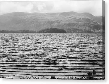 Scottish Shores Canvas Print by Christi Kraft