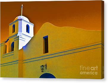 Scottsdale Mission Canvas Print