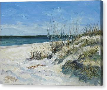 Canvas Print - Sea Beach 1 - Baltic by Irek Szelag