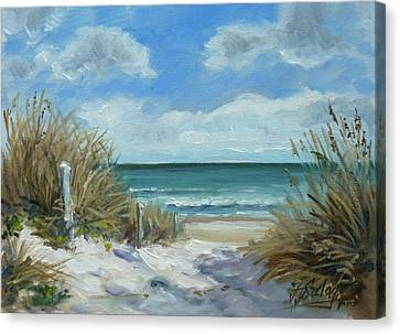 Canvas Print - Sea Beach 11 - Baltic by Irek Szelag