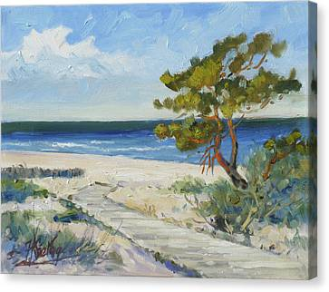 Canvas Print - Sea Beach 6 - Baltic by Irek Szelag