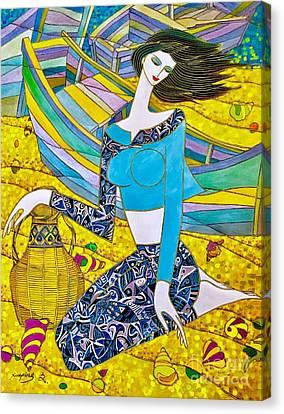 Sea Breeze  Canvas Print