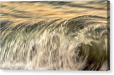 Sea Energy Canvas Print
