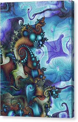 Sea Jewels Canvas Print