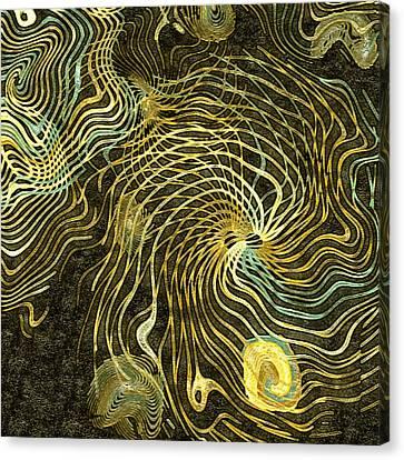 Sea Life Canvas Print by Susan Maxwell Schmidt