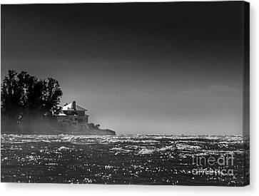 Sea Mist Canvas Print by Marvin Spates