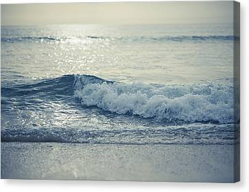 Canvas Print featuring the photograph Sea Of Possibilities by Laura Fasulo