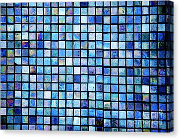 Sea Of Tiles Canvas Print by Brandon Tabiolo - Printscapes