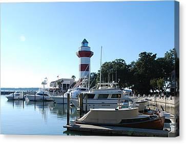 Sea Pines Hilton Head Canvas Print