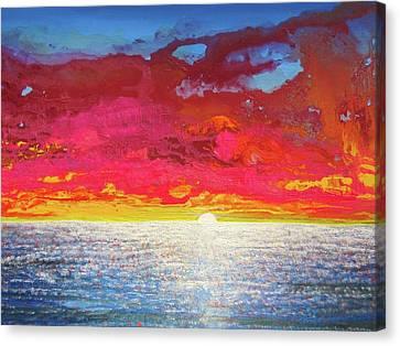 Sea Splendor Canvas Print