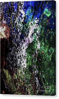 Sea7 Canvas Print by Cazyk Photography