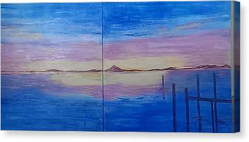 Seascape 7 Canvas Print