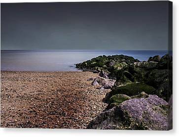 Seascape Canvas Print by Martin Newman