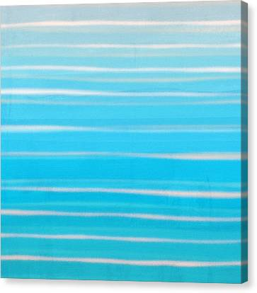 Seashore Colors Canvas Print by Frank Tschakert
