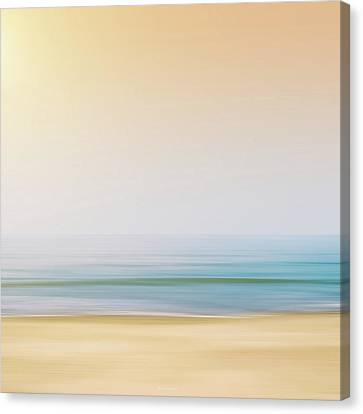 Seashore Canvas Print by Wim Lanclus