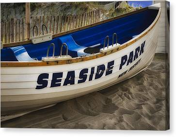 Seaside Park New Jersey Canvas Print by Susan Candelario